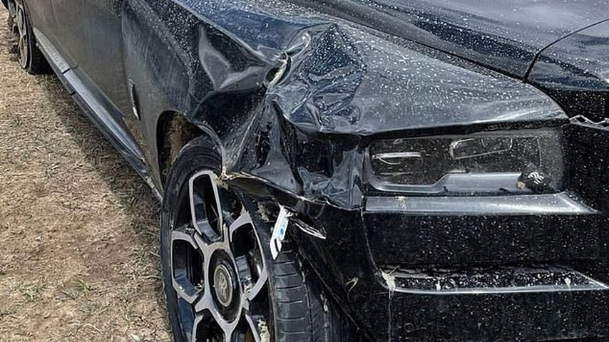 Jeffree Stars Auto-Wrack