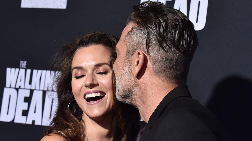 Hilarie Burton und Jeffrey Dean Morgan 2019