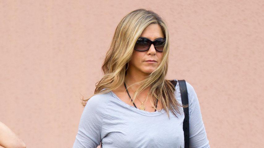 Erwartet Jennifer Aniston ihr erstes Baby?