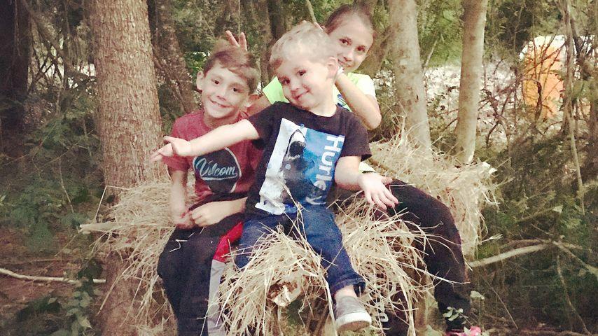 Jenelle Evans Söhne Jace und Kaiser und ihre Stieftochter Maryssa