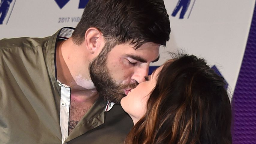 Jenelle Evans und David Eason bei den MTV Video Music Awards