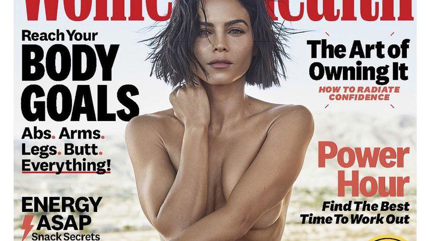 Ultra hot: Jenna Dewan splitterfasernackt auf Magazin-Cover