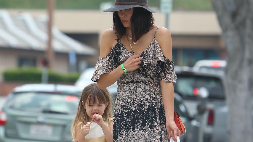 Jenna & Channing Tatum: So groß ist Töchterchen Everly (3)!