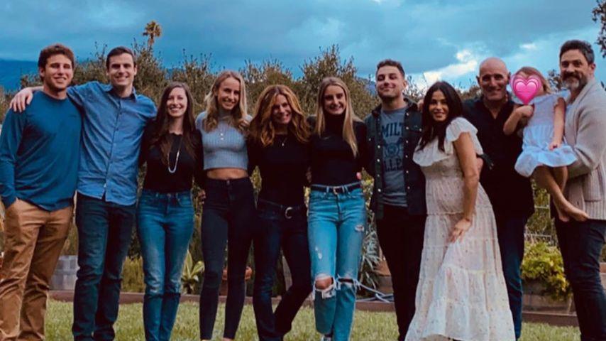 Jenna Dewan und ihre Familie