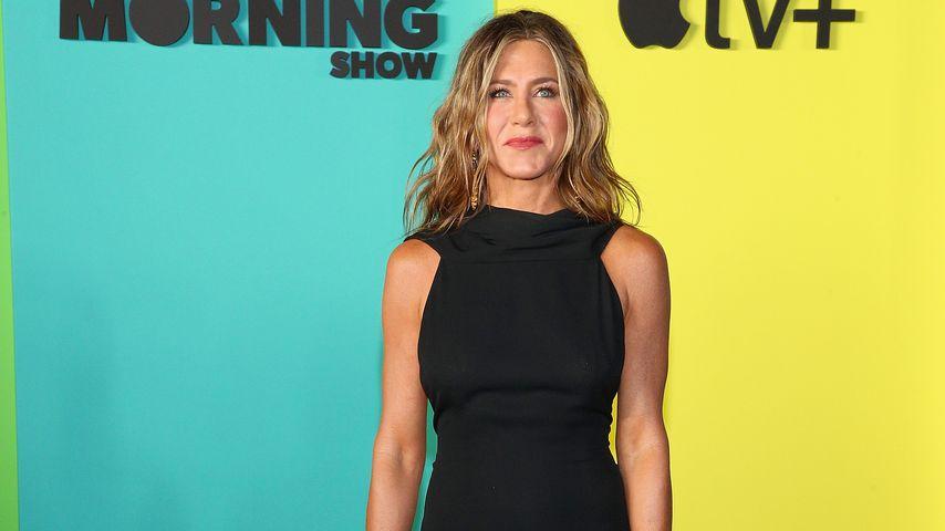 """Jennifer Aniston bei der Premiere zu ihrer Sendung """"The Morning Show"""""""