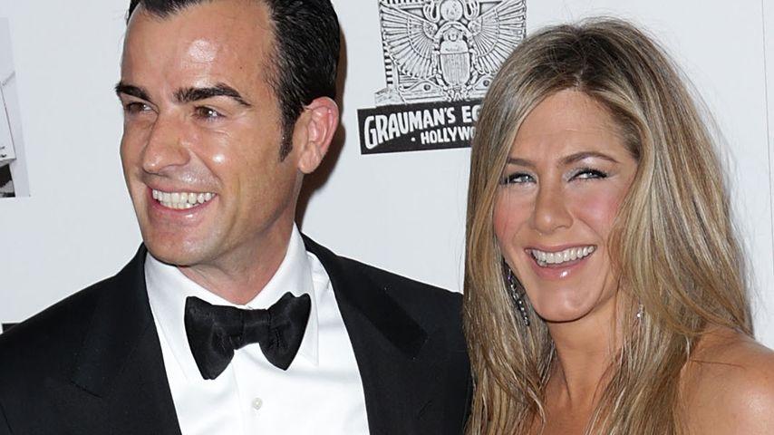 Heiratet Jennifer Aniston schon nächste Woche?