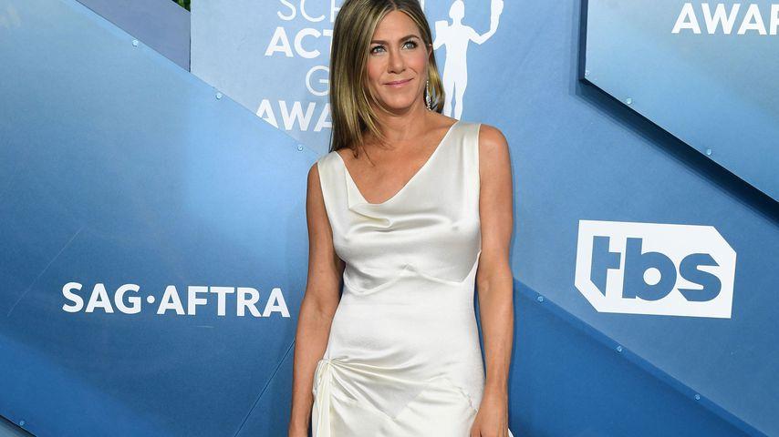 Harte Kindheit: Das steckt hinter Jen Anistons Optimismus!