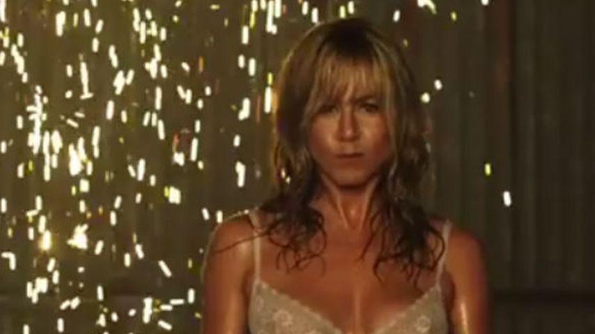 Mit 44: Jennifer Aniston strippt im neuen Film!