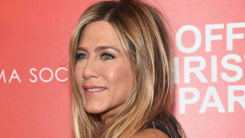Eifersucht? DAS denkt Jennifer Aniston über Brads Freundin