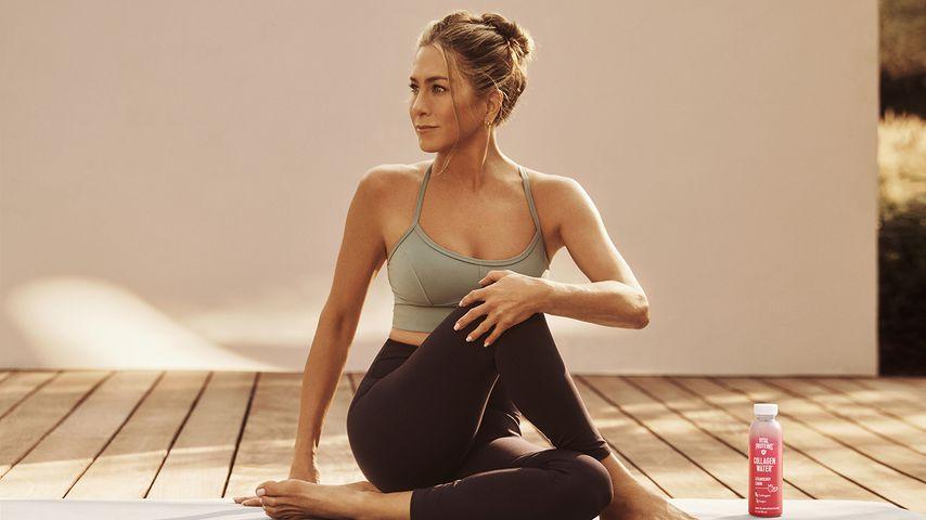 Für Werbekampagne: So fit ist Jennifer Aniston mit 51 Jahren