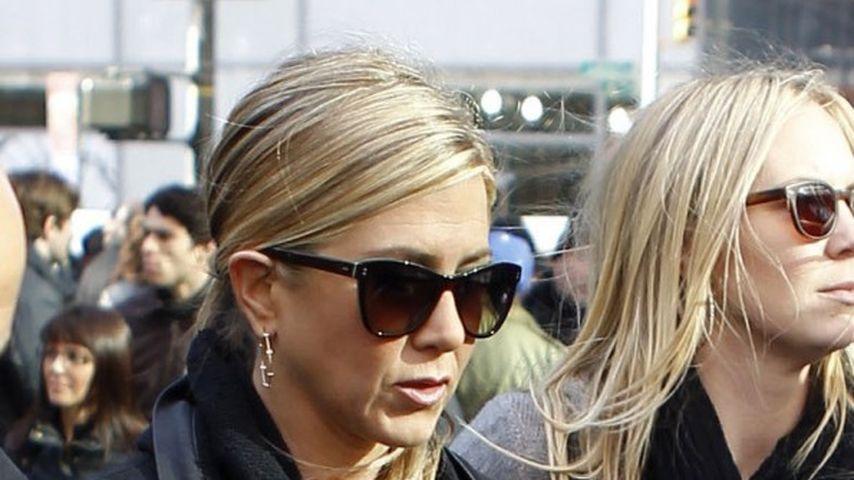 Jennifer Aniston verärgert über Hass-Tirade