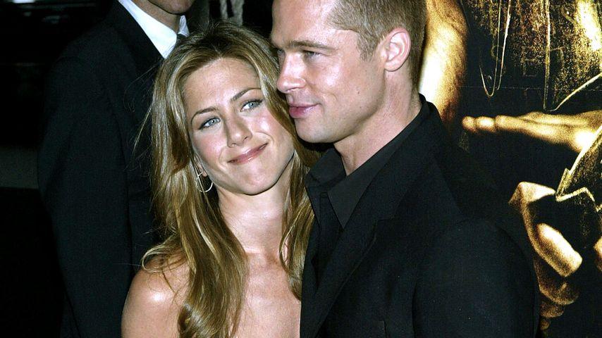 Ex-Bodyguard: Brad war mit Jen glücklicher als mit Angelina