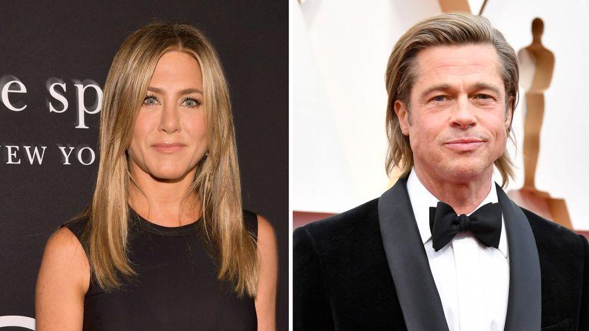 Neue Liebe: Ignoriert Jennifer Aniston Anrufe von Brad Pitt?