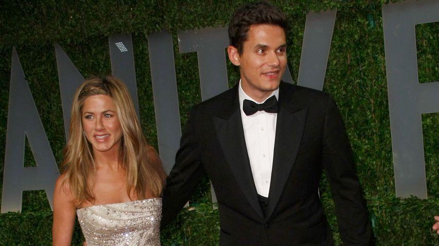 Jennifer Aniston und John Mayer im Januar 2009