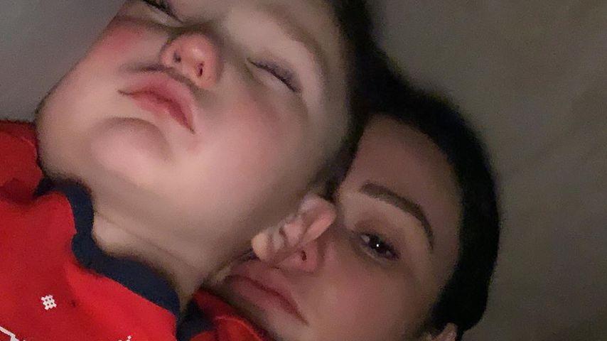 """""""Bricht mein Herz"""": JWoww's Sohn hat eine Zwangsstörung"""