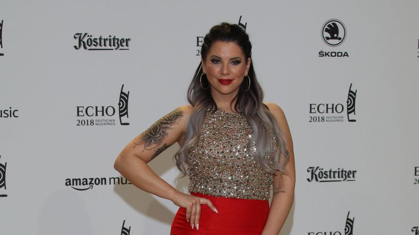 Jennifer Frankhauser beim ECHO 2018