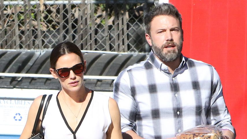 Neue Liebe für Ben Affleck: Ging er Jen mit Lindsay fremd?