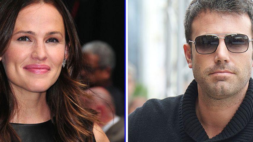 Jennifer Garner: Mein Mann hat Wunder-Sperma | Promiflash.de