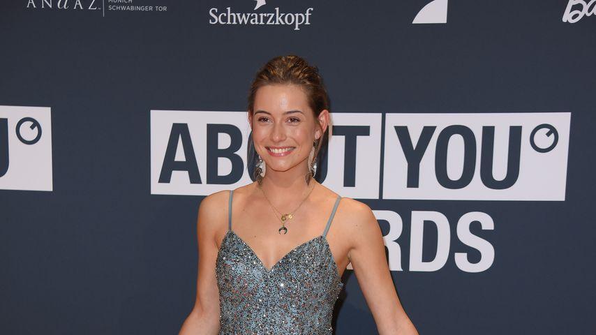 Jennifer Lange bei den About You Awards 2019