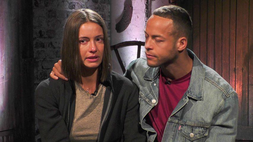 """Jennifer Lange und Andrej Mangold im """"Sommerhaus der Stars"""""""