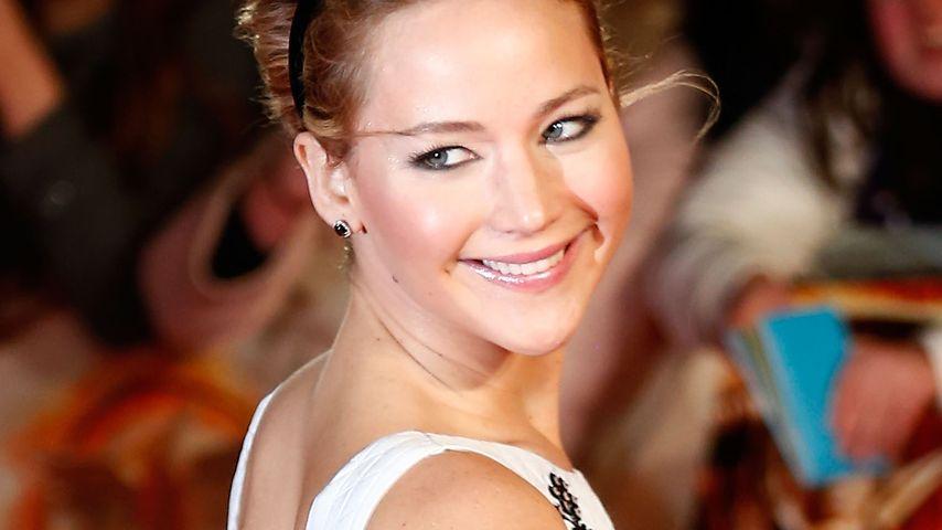 Mit Herz: So verzückt Jennifer Lawrence die Welt!