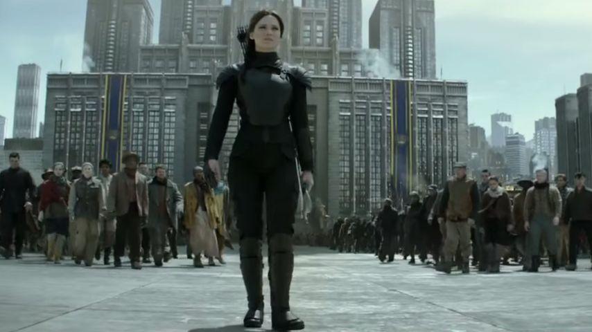 "Heiße Phase: Neuer ""Mockingjay 2""-Teaser kündigt Trailer an"