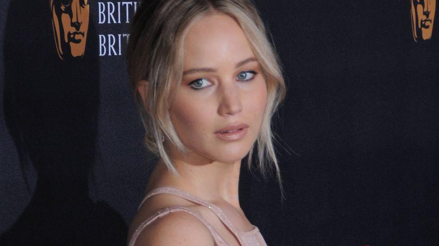 Gar nicht tough: Jennifer Lawrence hat Angst vor ihren Fans!