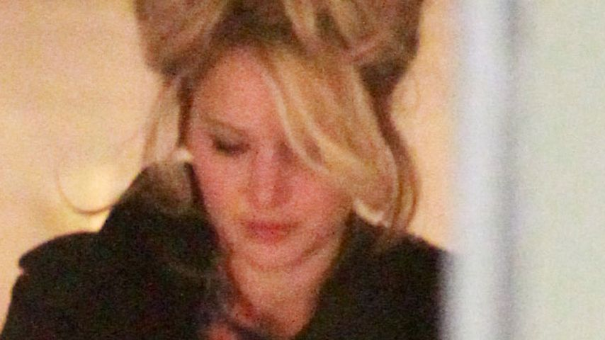 Riesen-Welle! Jennifer Lawrence im 70er-Look