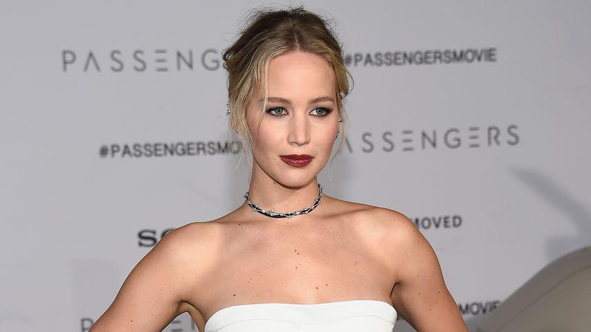 Jennifer Lawrence, Schauspielerin