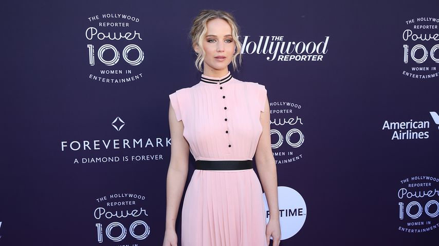 Wie Co-Star Chris Pratt: Jennifer Lawrence ist wieder Single