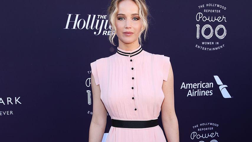 Jennifer Lawrence beim Hollywood Reporter/Lifetime WIE Breakfast