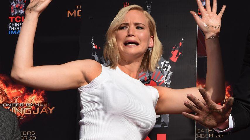 J-Laws Panik: Meine Vagina mutiert zum feuchten Schwamm