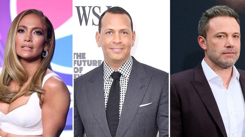 Nach Fotos mit J.Lo: Schießt Alex Rodriguez hier gegen Ben?