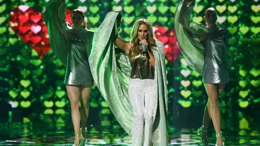 """Jennifer Lopez"" bei ""Big Performance"""