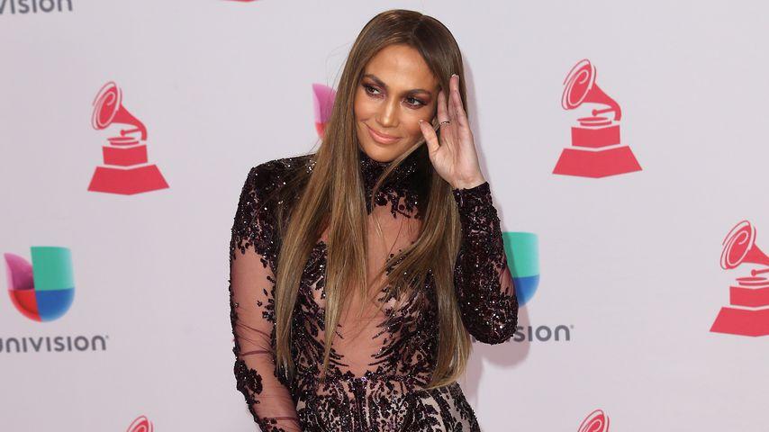 Jennifer Lopez bei den Latin Grammy Awards 2016