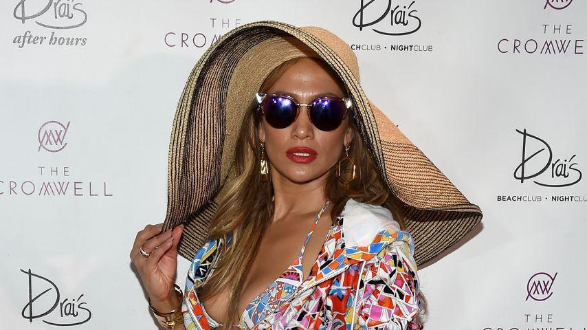 Jennifer Lopez bei einer Nachtclub-Eröffnung in Las Vegas