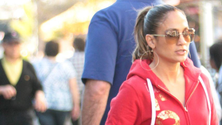 Unverändert! Jennifer Lopez im Ghetto-Style