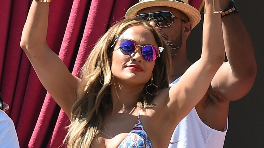 Jennifer Lopez in Las Vegas