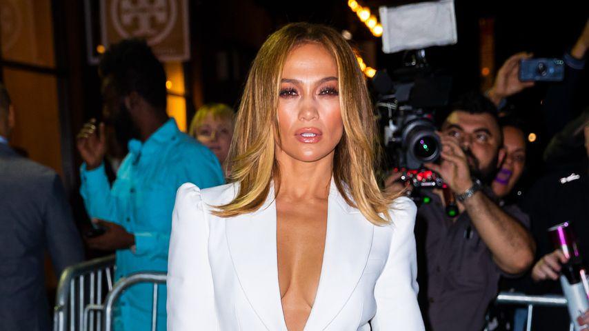 """""""Hustlers""""-Film: J.Lo wollte unbedingt Nahaufnahmen von sich"""