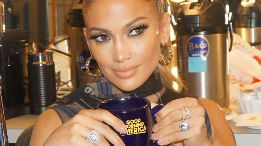 Jennifer Lopez im September 2019