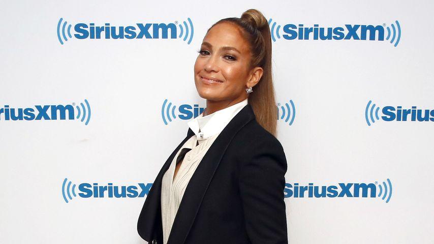Jennifer Lopez im April 2019 in New York