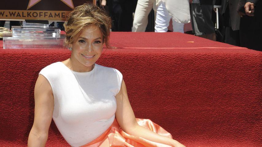 Jennifer Lopez hat jetzt ihren eigenen Stern!