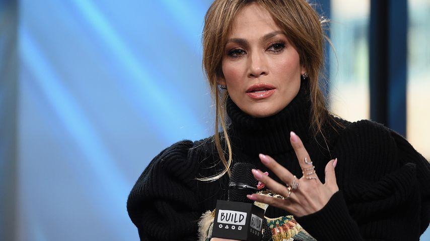 Jennifer Lopez in New York