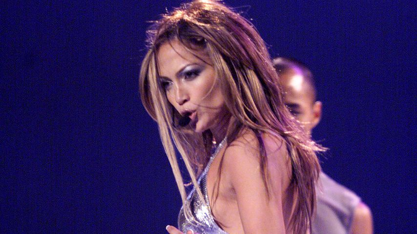 Jennifer Lopez bei den VH1/Vogue Fashion Awards 1999