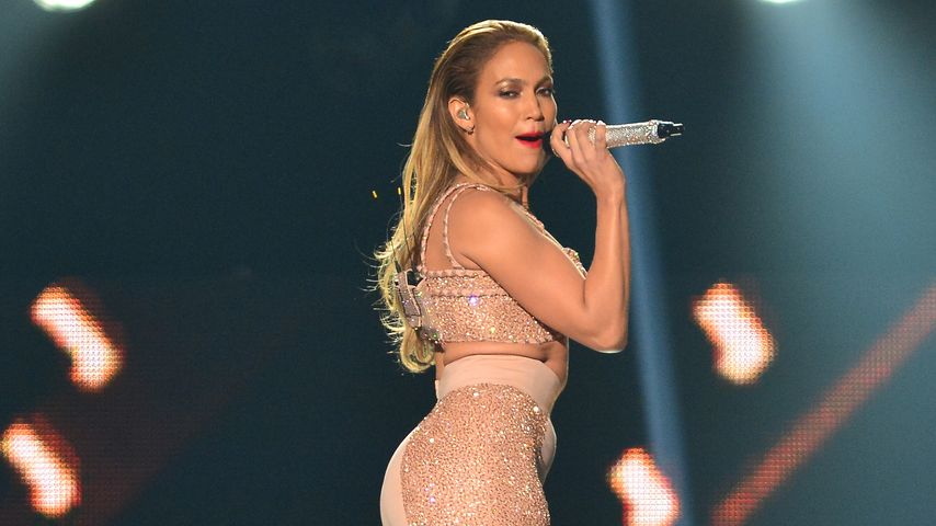 Jennifer Lopez bei den Billboard Latin Music Awards
