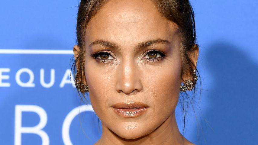 Jennifer Lopez beim NBC Universal Upfront in New York