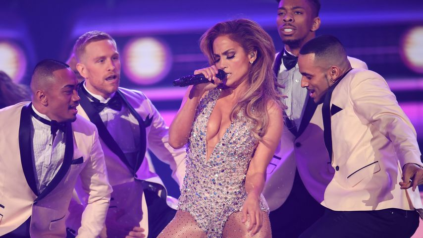 Jennifer Lopez bei den Grammy Awards 2019