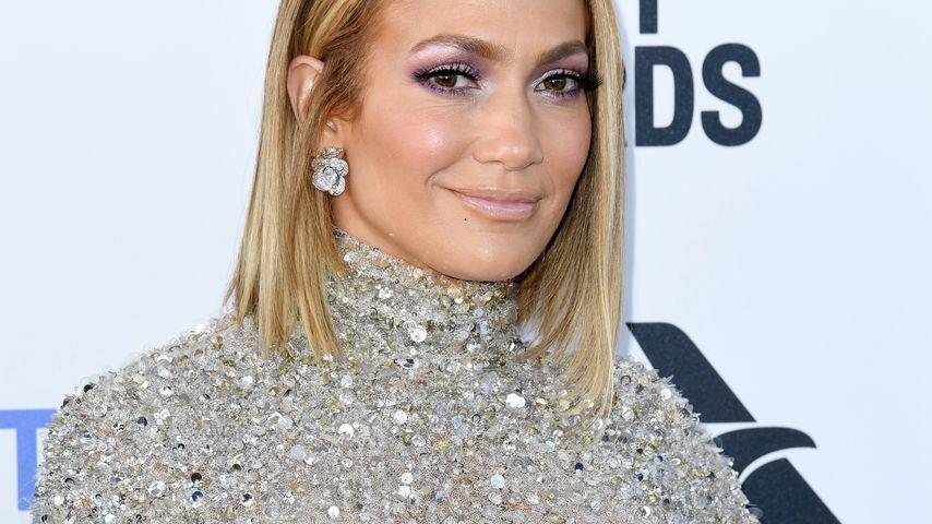 Jennifer Lopez bei den Sprit Awards in Santa Monica im Februar 2020