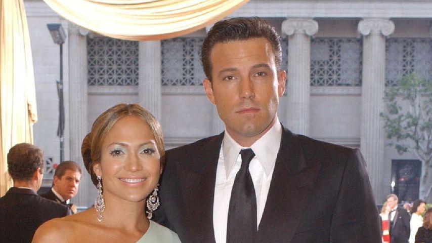 Unglaublich! Läuft wieder was zwischen J.Lo & Ben Affleck?