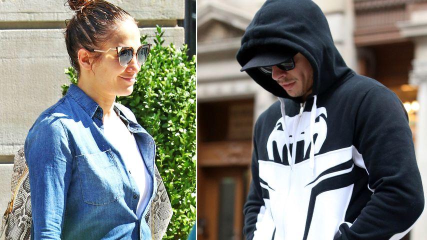 J.Lo & Casper Smart: Erste Bilder nach der Trennung!